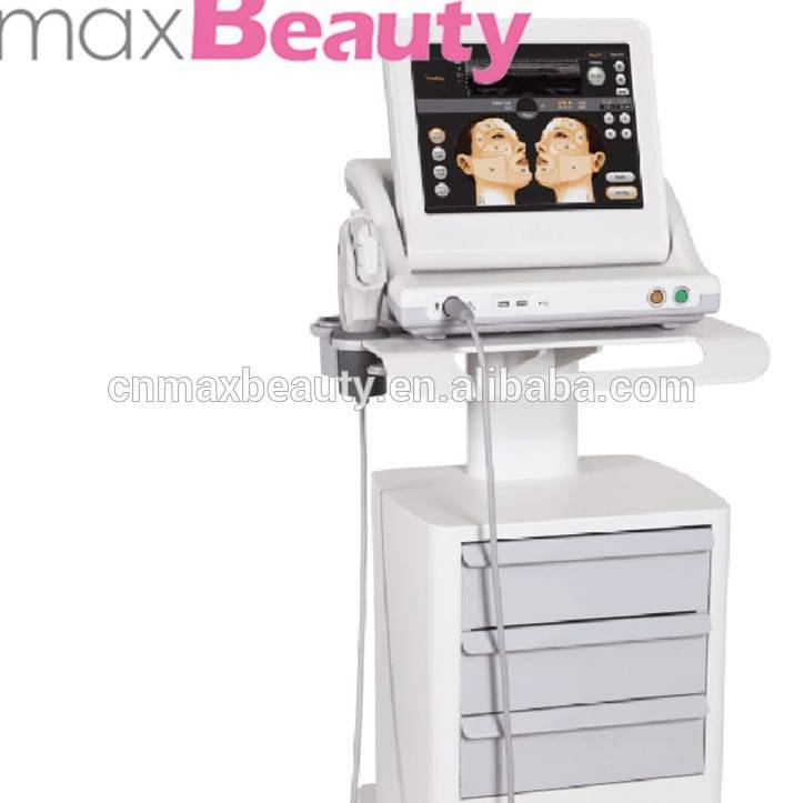 Max Beauty- Portable Hifu Beauty Machine /Steam Tech /Manufacturer in -M-HIFU01