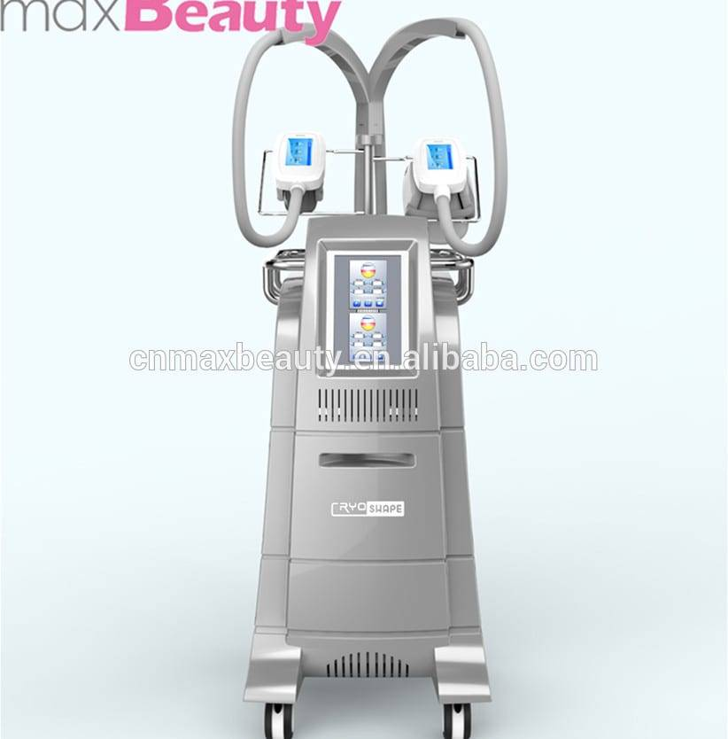 fat freezing HOTTEST 4 handpiece professional beauty Machine, Kryolipolysis -M-C401