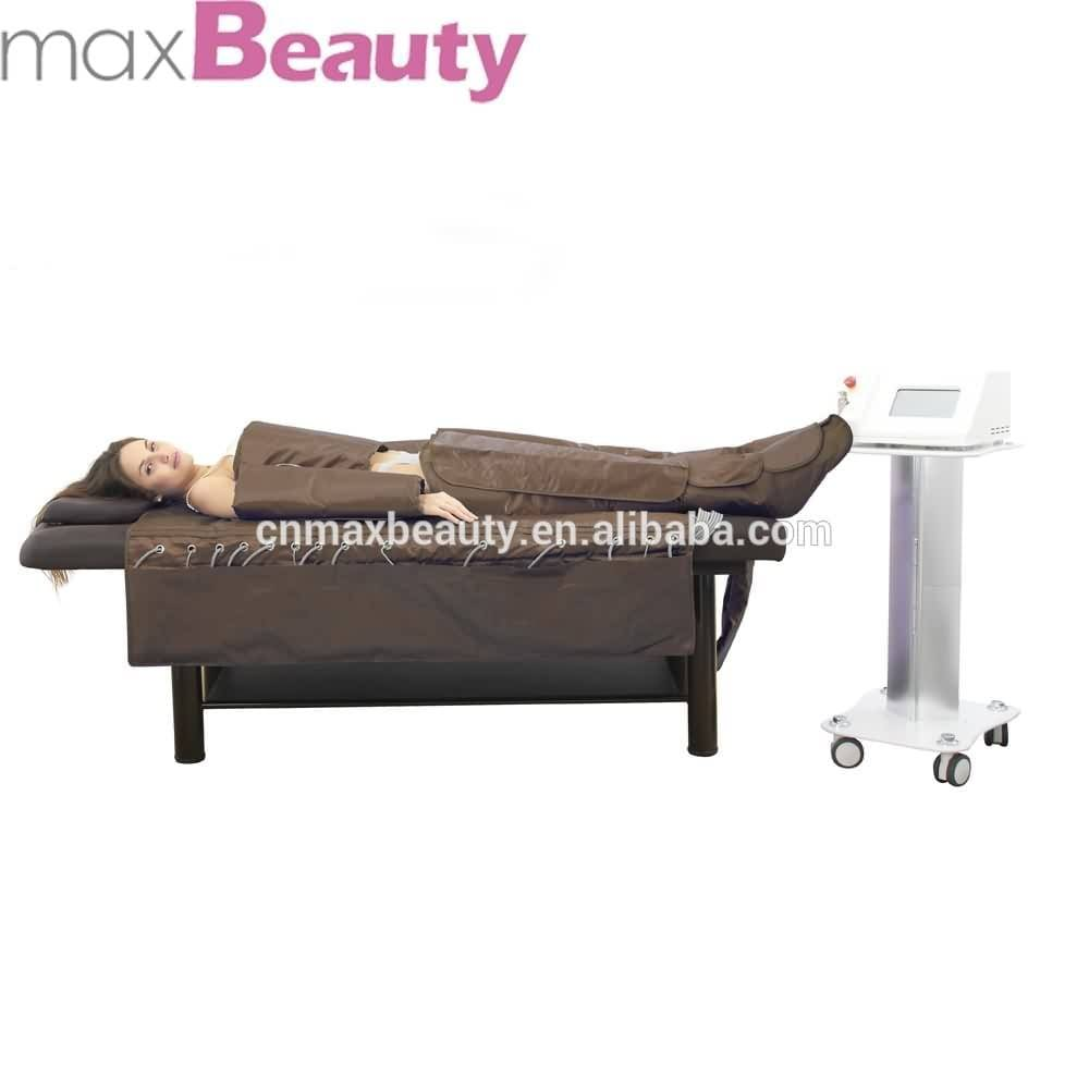 3in1 functions far infrared stimulate EMS lymph drainage air pressotherapy body pressure massage slimming machine(CE)