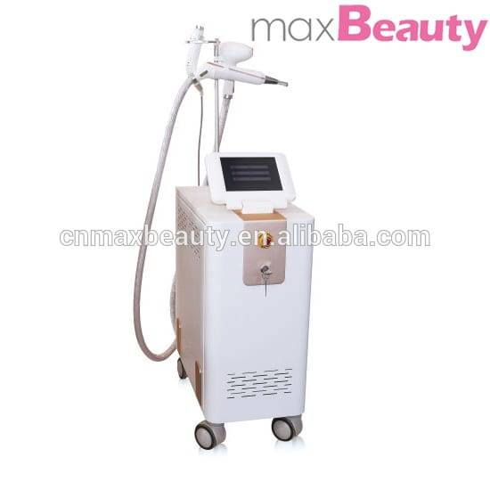 Max Beauty New designed opt shr ipl rf laser ipl nd yag rf multi-functional beauty equipment-M-L301