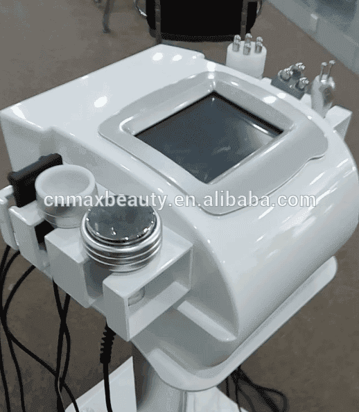 2018 new body slimming body shape rf vacuum cavitation for beauty salon