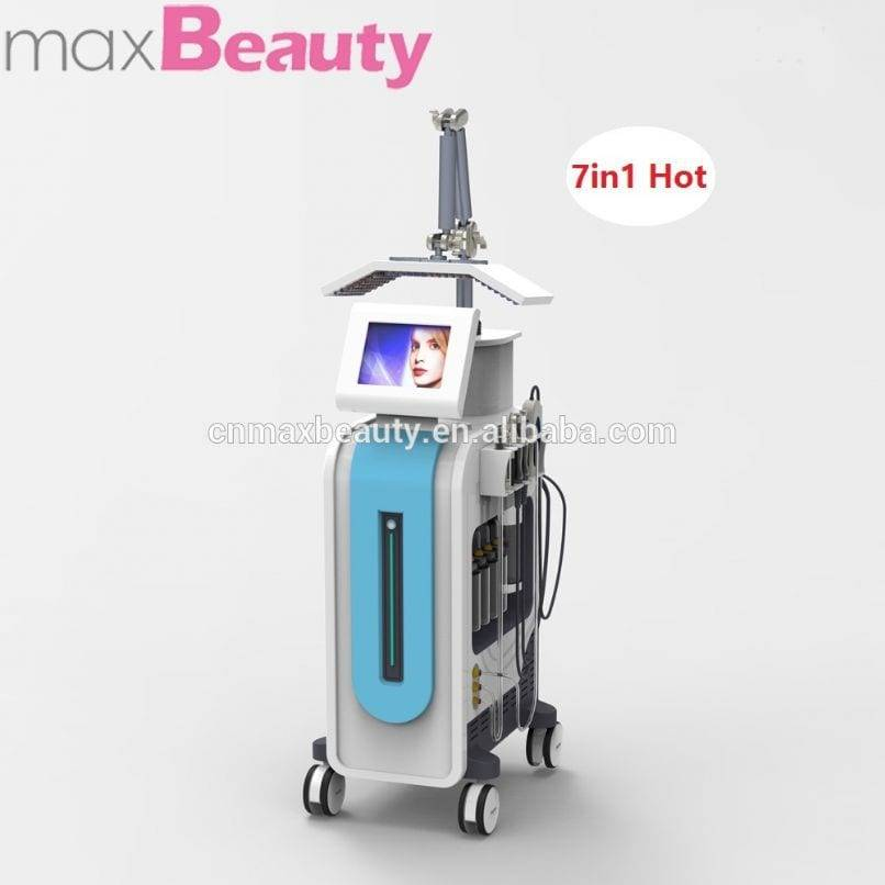 M-H701 Magical 2019 7 in 1beauty machine for clean face/diamond mircodermabrasion/microdermabrasion