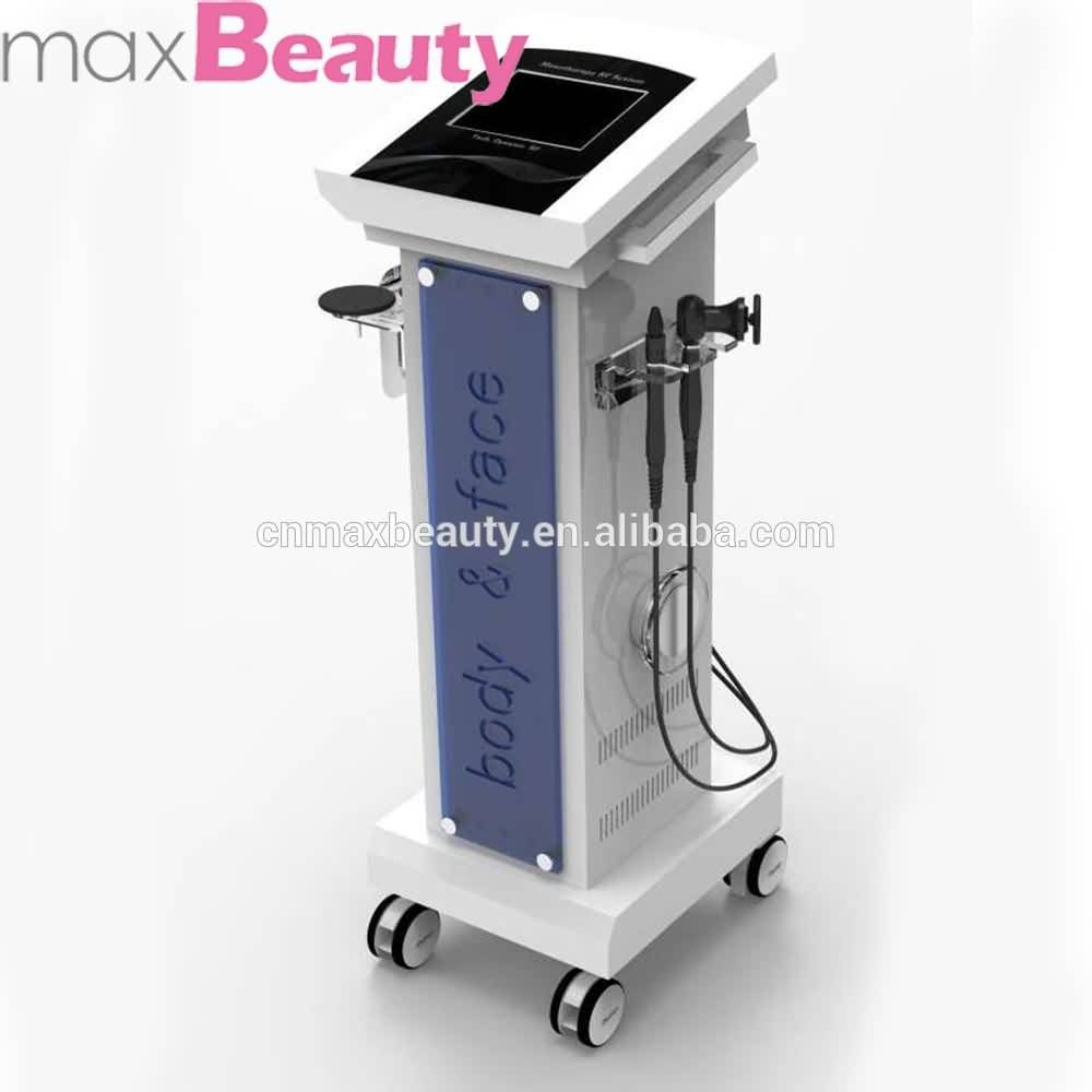 Max Beauty Vertical 2 in 1 best mono-polar RF facial and body slimming beauty machine-M-RF700