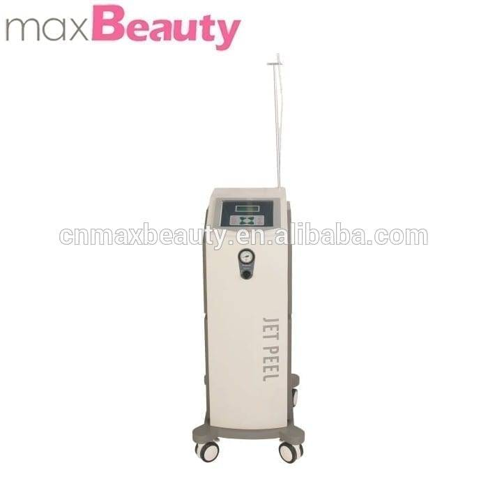 maxbeauty-5in1 facial beauty equipment /vertical water oxygen jet peel machine/medical use/JetPeel devices-M-H905