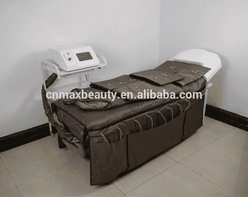 2018 factory selling good quality pressotherapy/ems machine/far infrared blanket