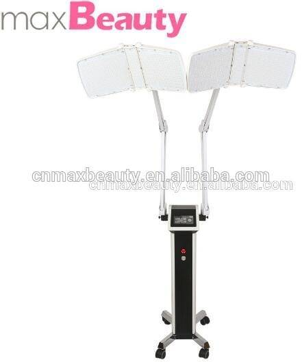 2 heads/7colors UV PDT light therapy with infrared beauty machine-M-L02