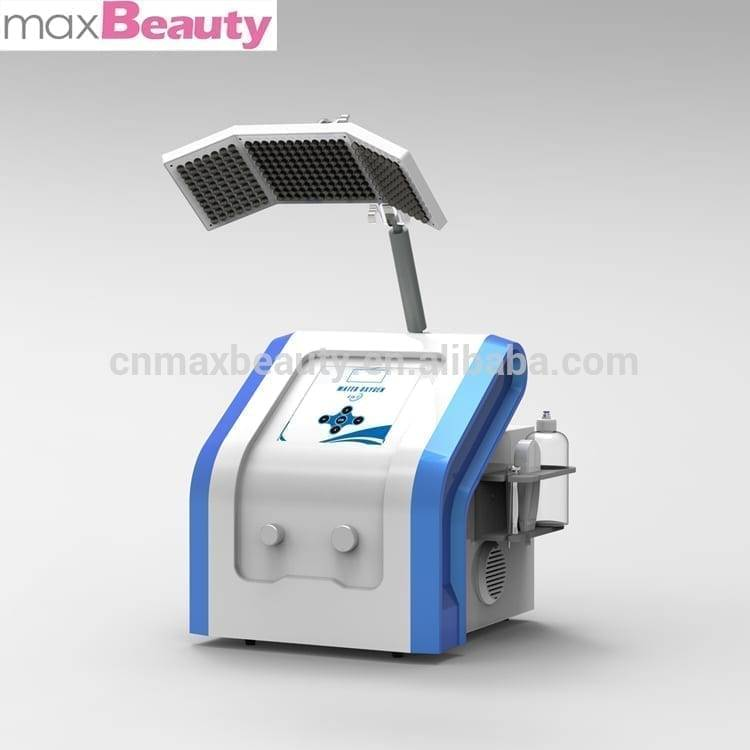 T4C Maxbeauty 4 in 1 Jet peel PDT system Multifunction Oxygen jet LED Equipment for Beauty Skin care