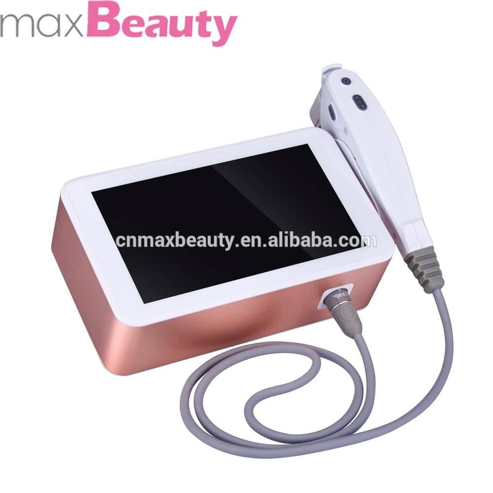 Max Beauty mini Hifu face lift and wrinkle removal home use hifu beauty machine -M-HIFU01