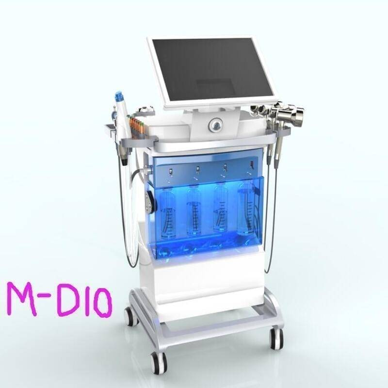 maxbeauty-water peeling facial skin cleaning machine dermabrasion microdermabrasion beauty machine-M-D10