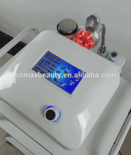 Max beauty 4 in 1 rf suction machine,rf cavitation with vacuum body shape beauty salon use- M-S4