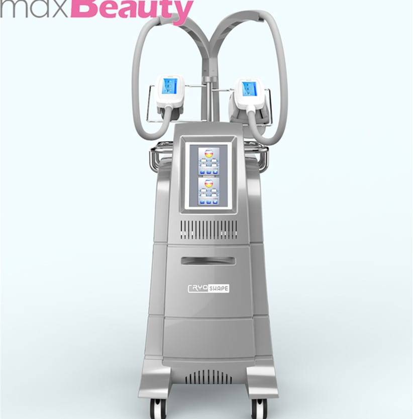 HOTTEST 4 handpiece professional  cool freezing Machine,  cool freezing Slimming Machine,  cool freezing Fat CE-M-C401