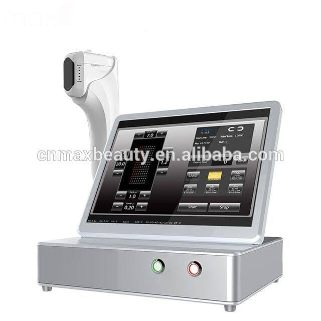 Maxbeauty Hifu high intensity Focused Ultrasound for face-lifting , neck tightening and body slimming–3D HiFu
