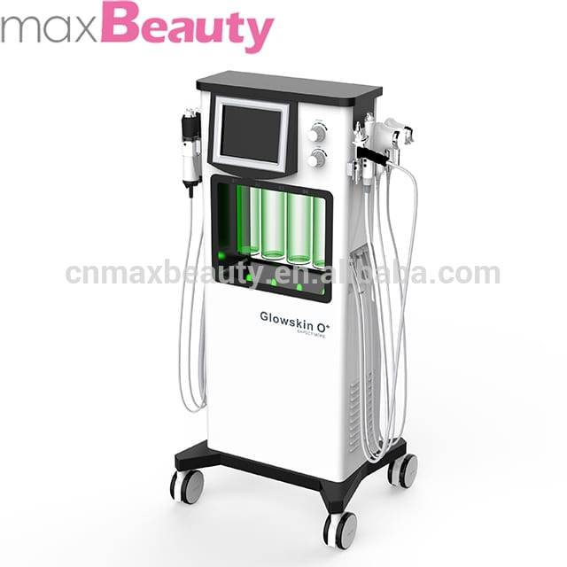 Skin rejuvenation fine mist sprayer equipment Oxygen Jet peel Pigment Removal gene O+ Featured Image