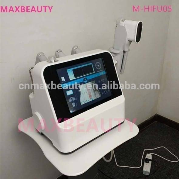 Hifu skin rejuvenation laser Wrinkle Remover skin remodeling system and Anti-Puffiness for Skin Tightening for wrinkle remover