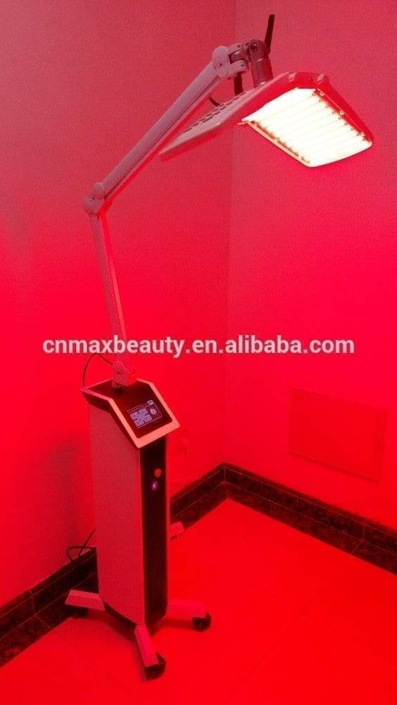 Hot sale! PDT skin whitening led beauty equipment/pdt therapy 7 lights led light therapy machine