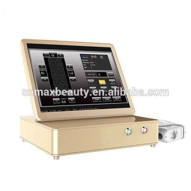 Ultrasonic Operation System and Face Lift Feature Body HIFU/ Portable 3D HIFU machine with CE certification