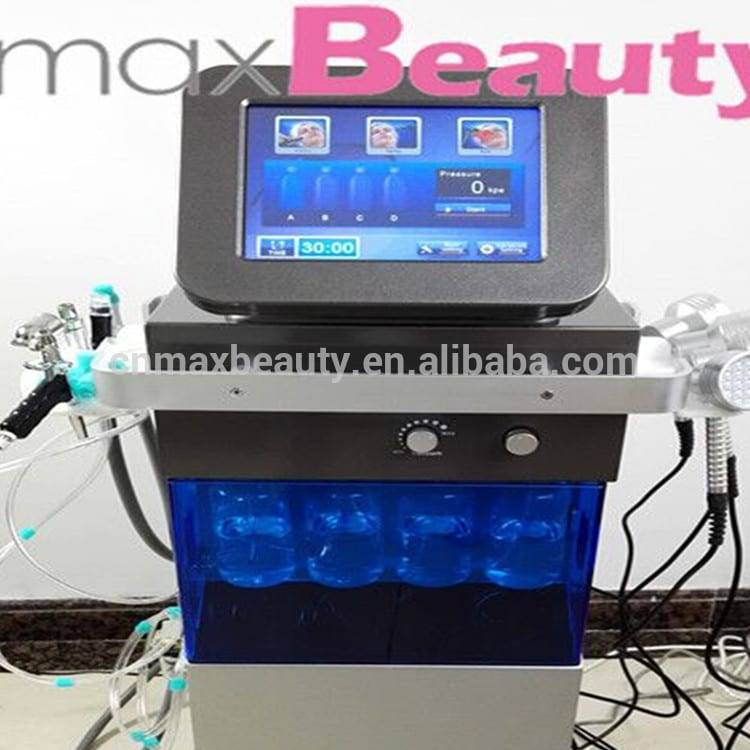 skin peeling solutions/facial equipment/dermabrasion/oxygen jet machine/diamond / water dermabersion