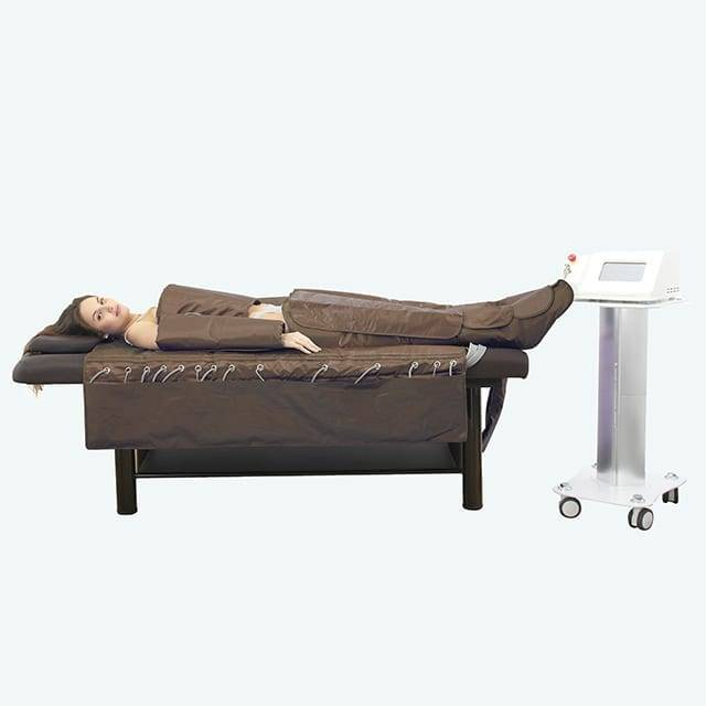 M-S3-3in1 boots pressotherapy lymph drainage machine massage/pressotherapy boots/air pressure therapy(CE)