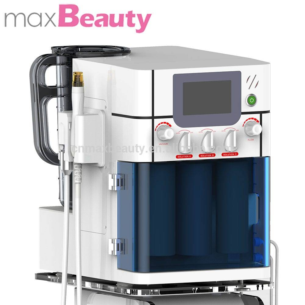 Professional water Microdermabrasion hydrr facial Skin Care Cleaner Water aqua Jet /Oxygen jet/ Peeling Spa Dermabrasion Machine