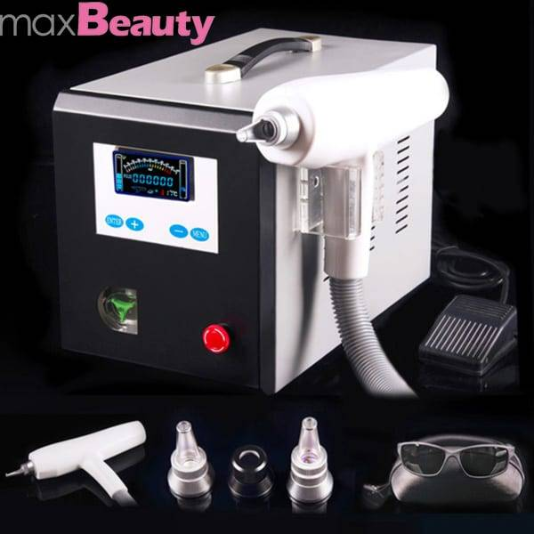 Hottest 3 in 1 high quality q switched nd yag laser portable tattoo removal laser machine