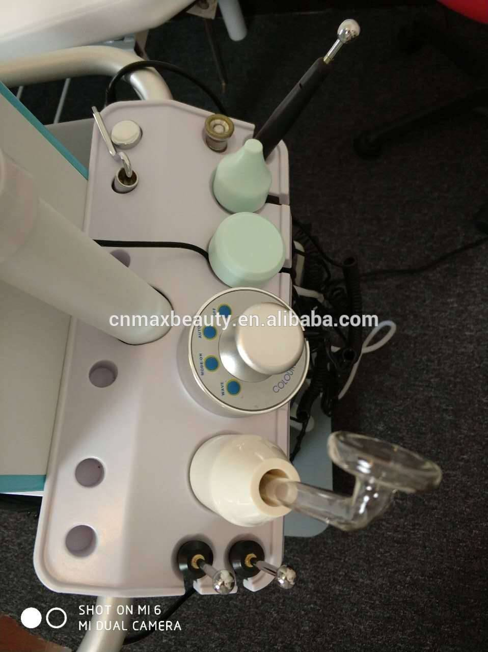 CE Certification and white color 19 in 1 facial machine Professional multifunctional beauty equipment