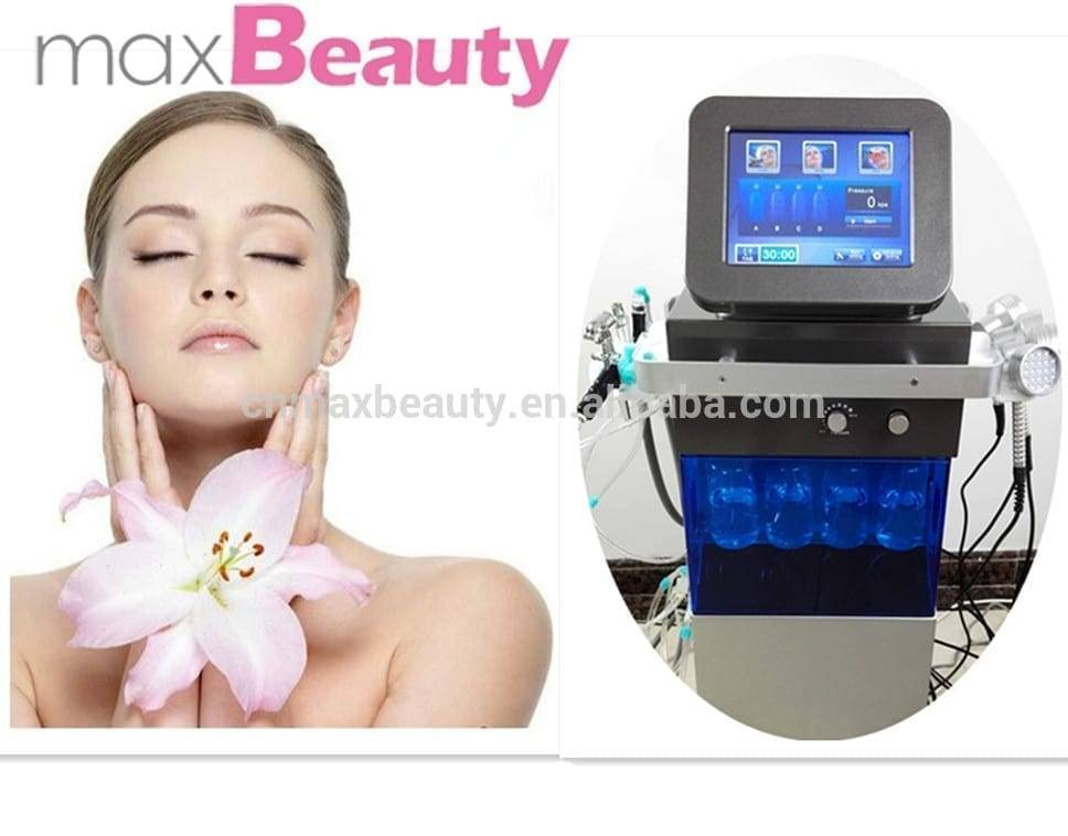 water  dermabrasion facial skin virginity tightening facial cleaning beauty machines