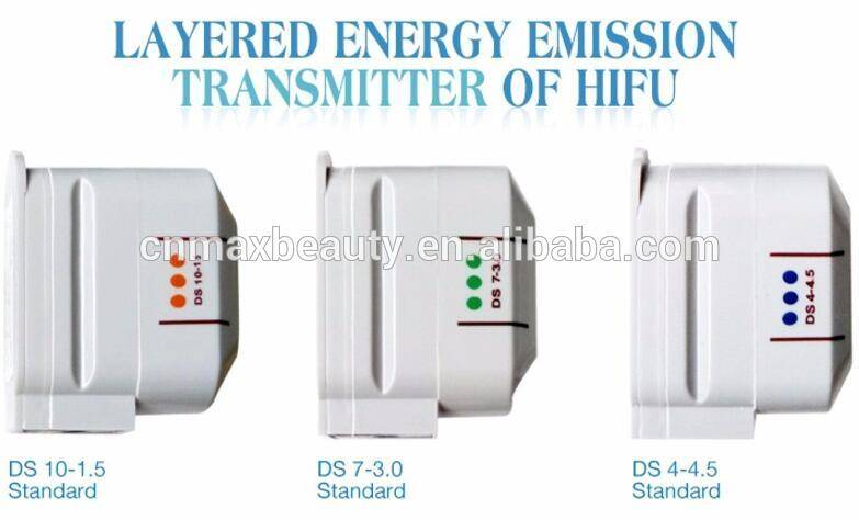 Factory price!! best Ultrasound hifu system face lift hifu portable for home use