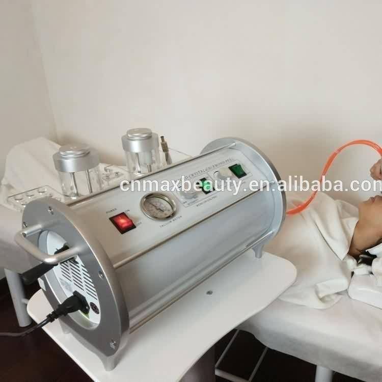 Portable beauty salon use skin peeling diamond crystal power microdermabrasion machine Featured Image