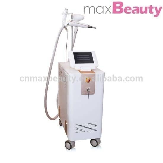 Results permanent professional hair removal fluence/RF/ IPL/SHR hair removal kits safety. effect for the follicle is damaged