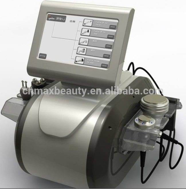 New arrived Fat explosion Miltipolar RF Radio Frequency Ultrasonic Vacuum Cavitaction Lipo Machine cavitation vacuum weight los Featured Image