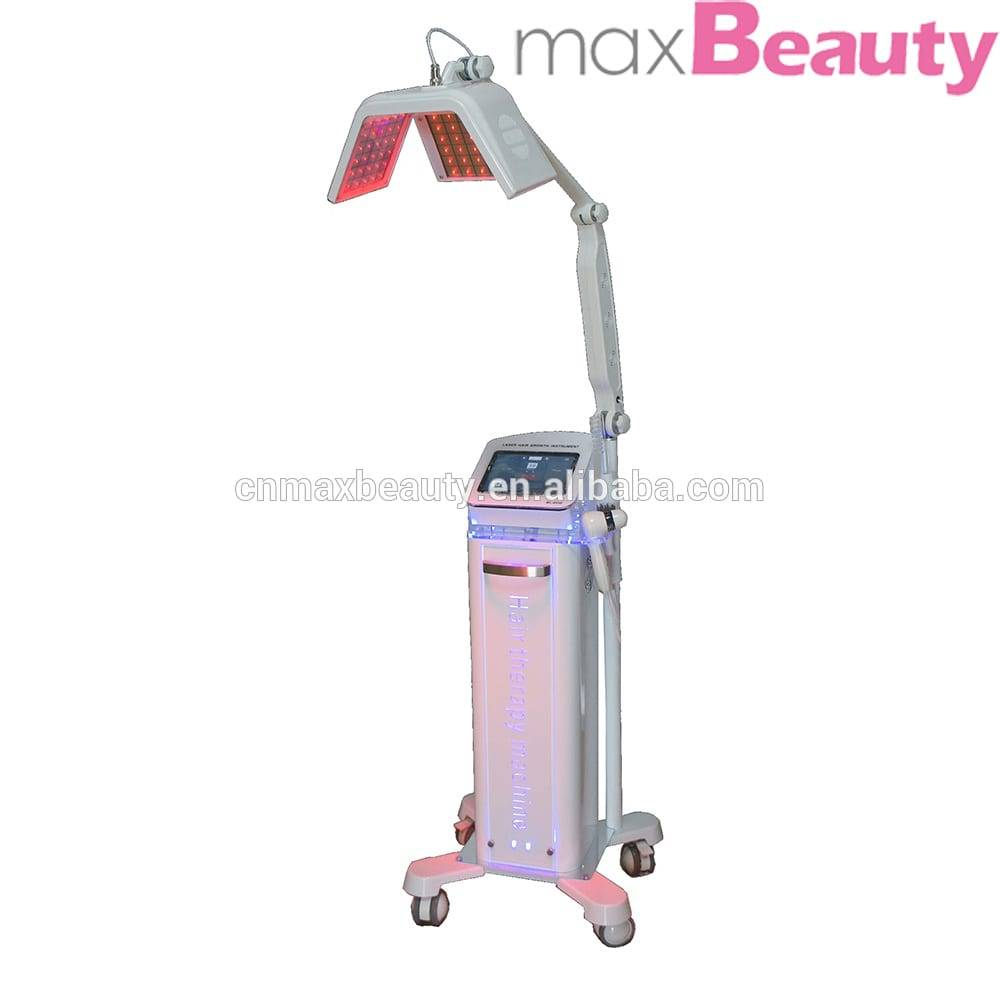 maxbeauty-diode laser hair regrowth machine anti hair loss spray Red Light hair rejuvenation/hair regrowth/scalp analysis-M-H601