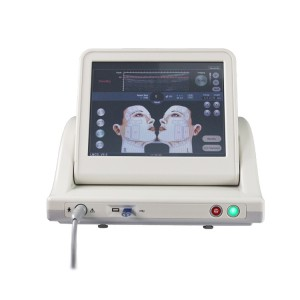 Factory Price Focused Ultrasound FACE HIFU Machine / HIFU Facial Lifting / HIFU Body Slimming Beauty Machine