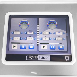 Cryo weight loss beauty machine