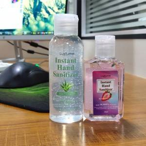 Factory direct sell instock hand sanitizer