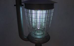 Solar Outdoor Mosquito Trap Lamp MK-Z3