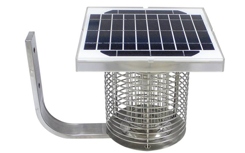 Solar Outdoor Mosquito Trap Lamp MK-050D Featured Image