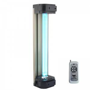 Air UV Germicidal Lamp /Disinfection lamp with lighting  24w /36w/55w