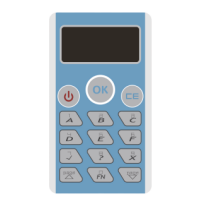 18 Years Factory Audience Reponse Keypads - Keypad Specifications – Soonlink