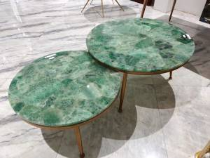 Excellent quality Blue Agate Stone Slabs -