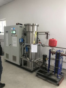 Industrial Ozone Generator for Water and Air Treatment