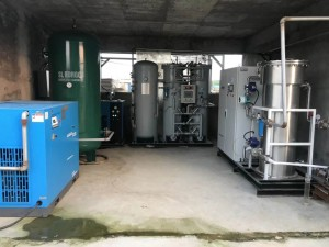 Industrial Cooling Tower Water Treament Ozone Generato