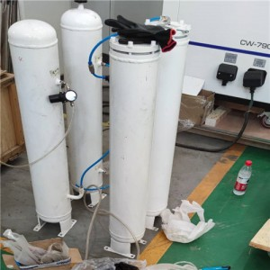 Small high purity 99% purity oxygen generator