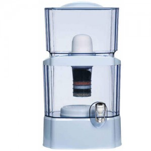 Gravity water purifier H-24