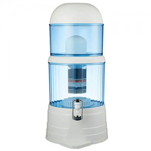 Gravity water purifier H-14