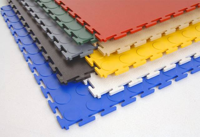 Compeive Price Rubber Floor For Gym