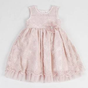 Latest design lovely fancy children baby girls autumn casual dress NBHEY025