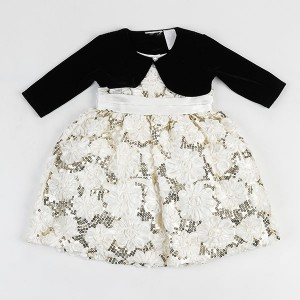 Valentine's Day New Design Loving Heart Printing Toddler Girls Boutique Clothing Kids Cotton Wear Kids Dress NBHEY032