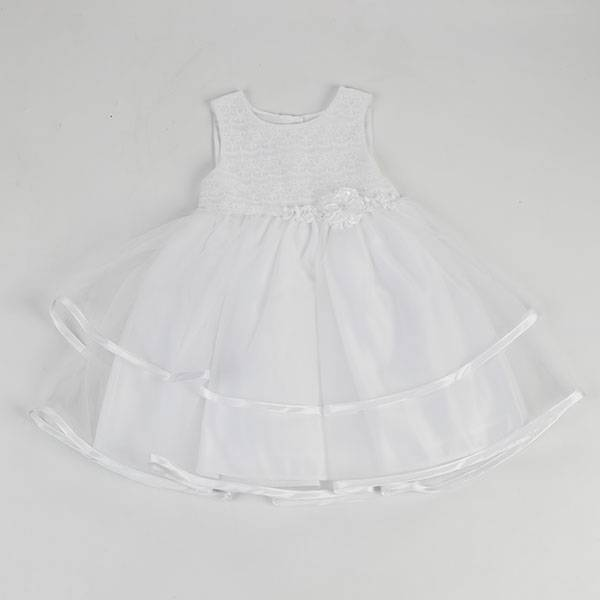 New Fashion Flower Girl Dress Party Birthday toy şahzadə Toddler Qızlar Geyim körpə qızın şahzadə paltar NBHEY032 Featured Image