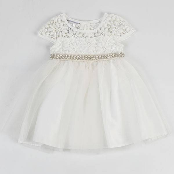 Latest design lovely fancy children baby girls autumn casual dress NBHEY026 Featured Image