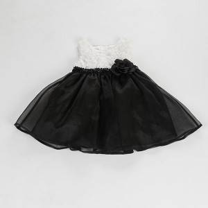 Ħwejjeġ Sajf ħelu Kids dress Każwali Baby Girl dress 01